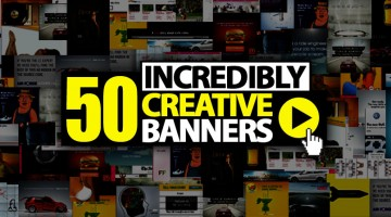 50 Incredibly Creative Online Banner Ads