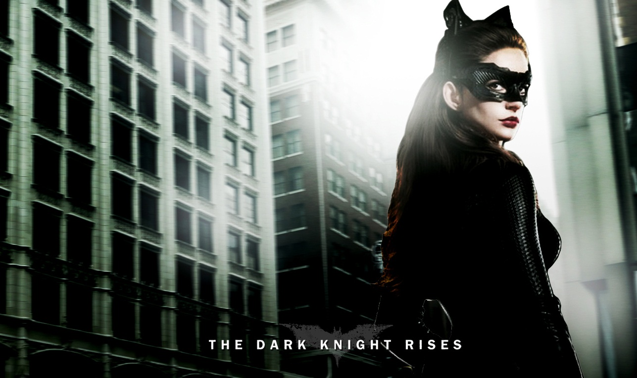Anne Hathaway - Catwoman Wallpaper - 4