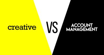 Creative vs Account Managment – The Game