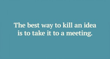 How Managers Are Killing Productivity With Useless Meetings That Cost $37 Billion/Year.