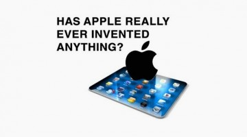 Did Apple Actually Invent Anything? (Infographic)