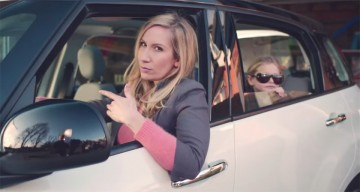 A Young Mother Raps About The Challenges Of Motherhood In This Hilarious Ad From Fiat