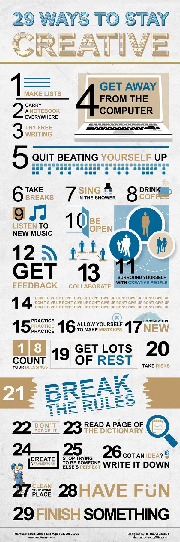 29-ways-to-stay-creative-poster