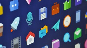 50-free-flat-design-icons
