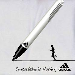 Adidas - Line Runner