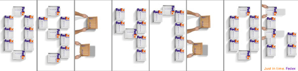 Fedex - Just in time
