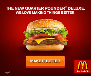 McDonalds - Make it better