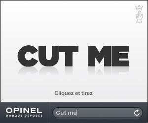 Opinel - Cut