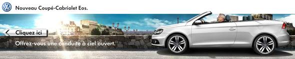 Volkswagen EOS - Drive