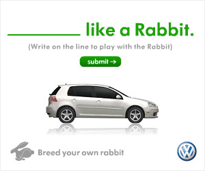 Volkswagen - Like a Rabbit