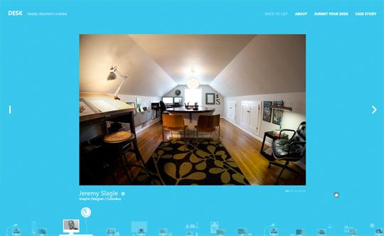 DESK - Homepage