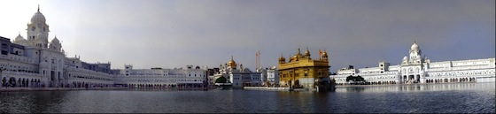 Golden Temple by Matthew Deans (0.31 Gigapixels)