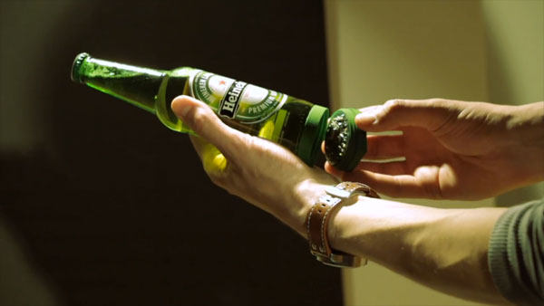 Heineken Ignite Interactive Bottle 3