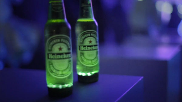Heineken Ignite Interactive Bottle 4