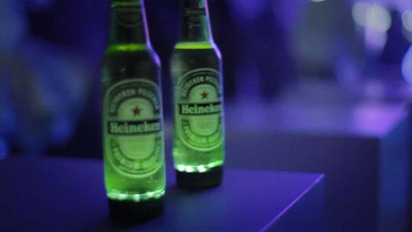 Heineken Ignite Interactive Bottle 4