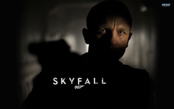 Skyfall James Bond Wallpaper