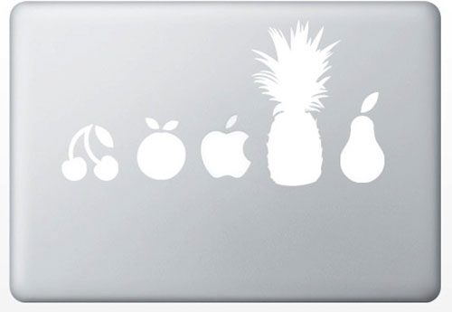 Fruit Macbook Skin