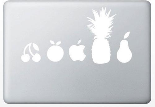Fruit Macbook Skin
