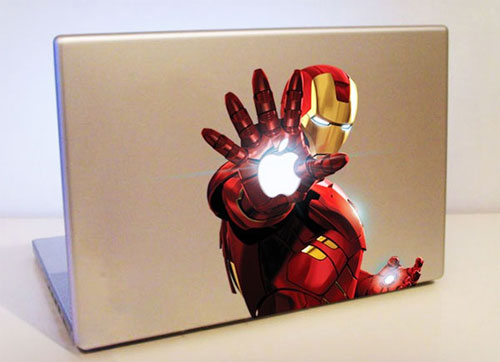 Ironman Macbook Skin