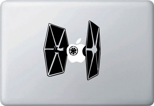 Starwars Macbook Skin