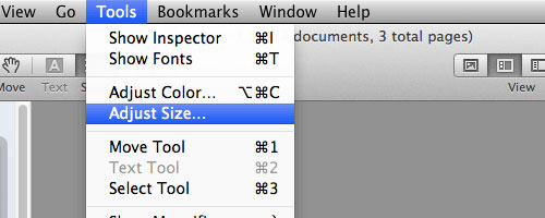 How To Resize A Zillion Images In 4 Clicks On A Mac
