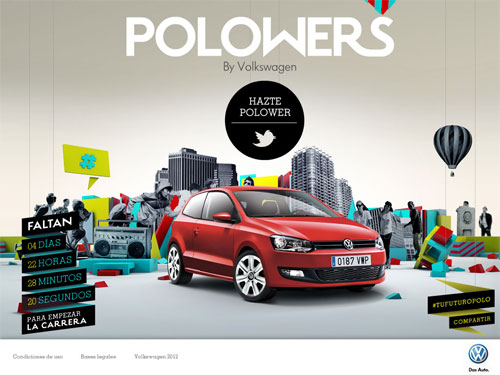 Volkswagen Drives Over 150,000 Tweets In 8 Hours With POLOWERS Campaign