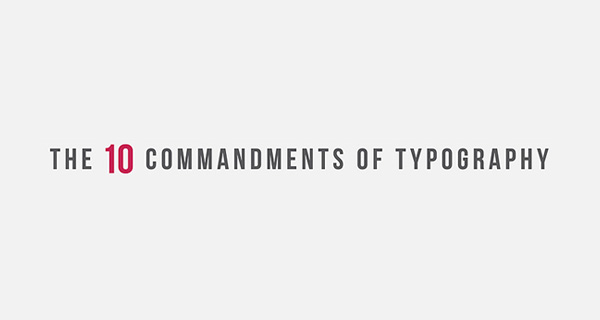 Top 10 Tips To Help You Choose The Right Fonts For Your Next Project