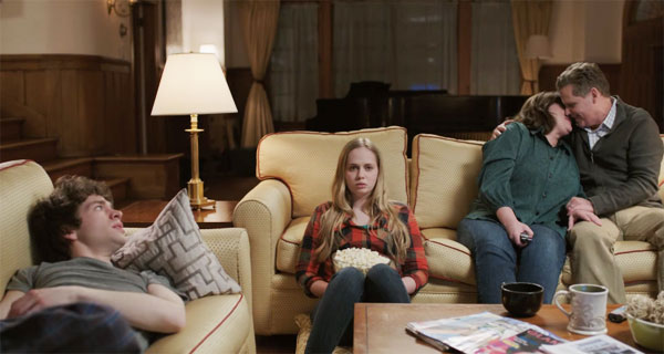 Funny HBO Ads Highlight Awkwardness Of Watching Sex Scenes With Parents