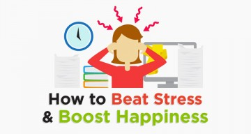 13 Scientific Ways To Beat Work Stress And Increase Productivity