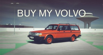 LOL: Art Director Creates Epic Homemade Ad To Sell His Junky Car