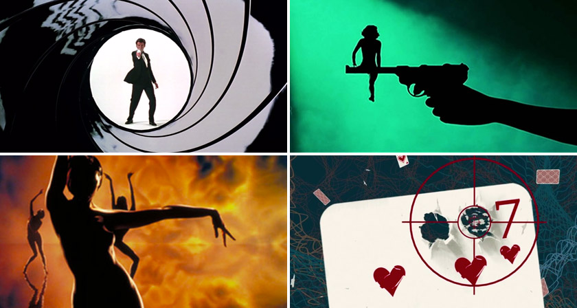 james-bond-title-sequences