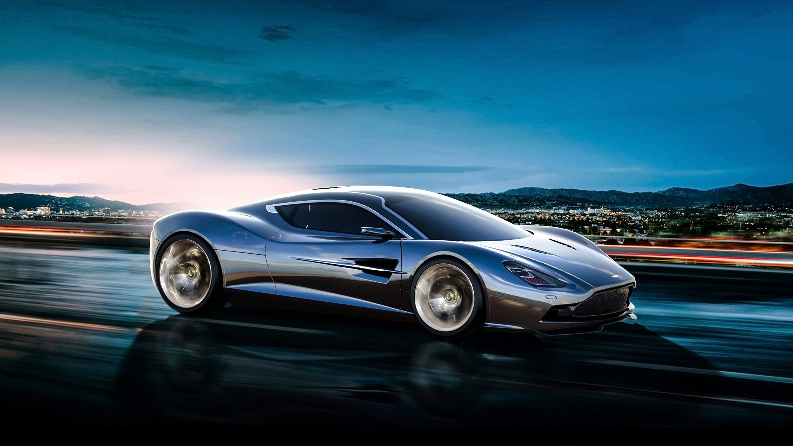 Luxury Vehicle: 50 Super Sports Car Wallpapers That'll Blow Your Desktop Away