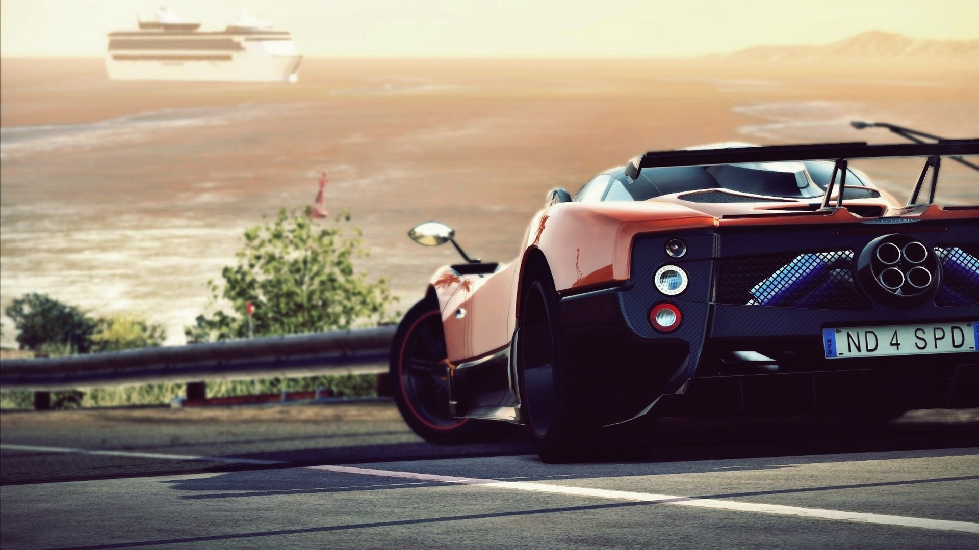 50 super sports car wallpapers that'll blow your desktop away