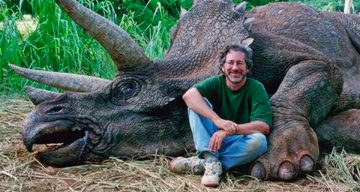 Facebook Users Blame Steven Spielberg For Killing Dinosaur After Comedian Uploads Photo