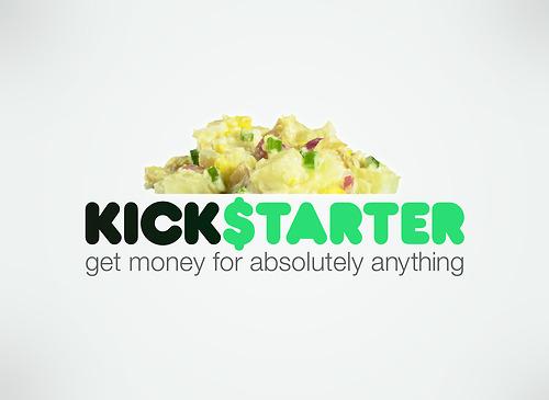 Honest Advertising Slogans - Kickstarter
