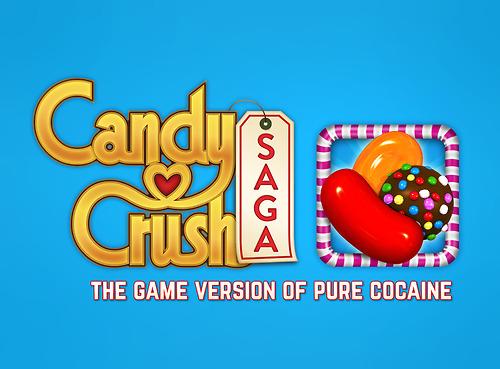 Honest Advertising Slogans - Candy Crush
