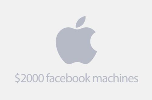 Honest Advertising Slogans - Apple