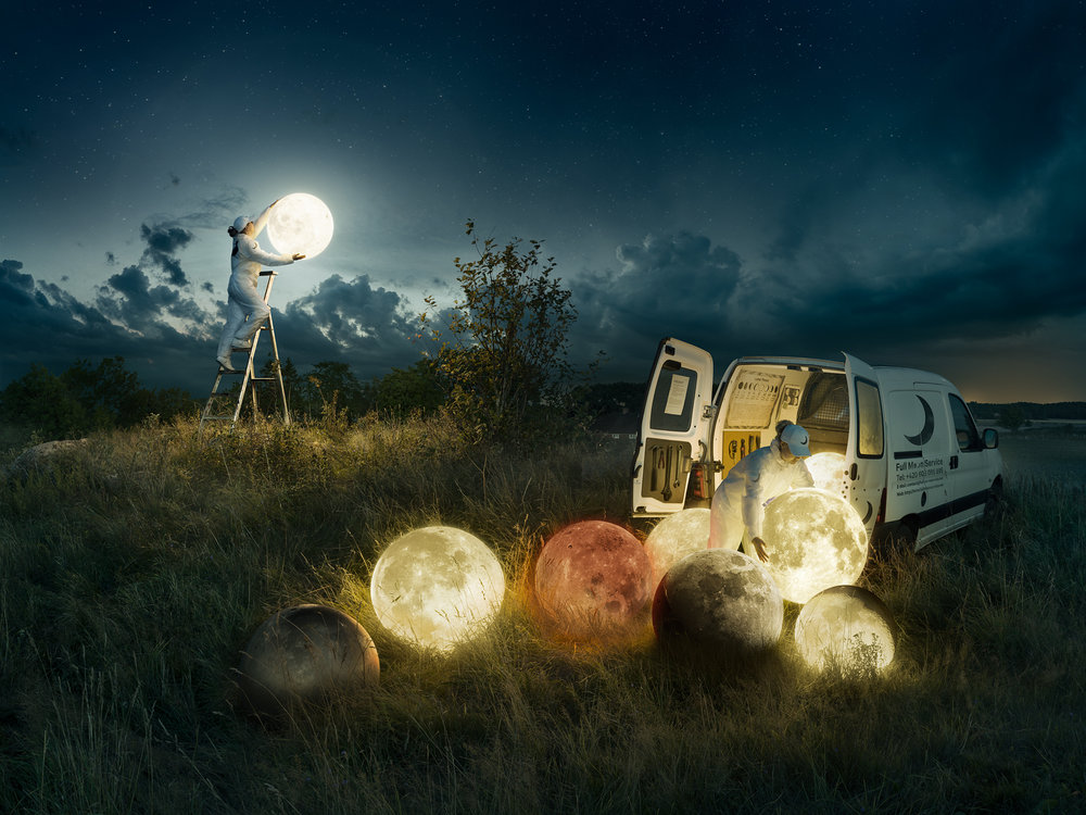 Surreal Images & Photoshop manipulations - 10