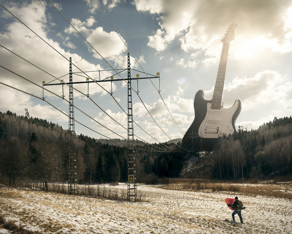 Surreal Images & Photoshop manipulations - 2