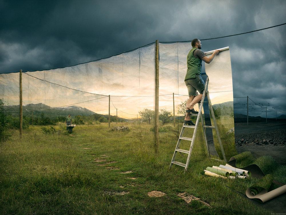 Surreal Images & Photoshop manipulations - 7