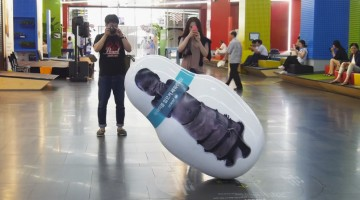 unicef-roly-poly-donation-box