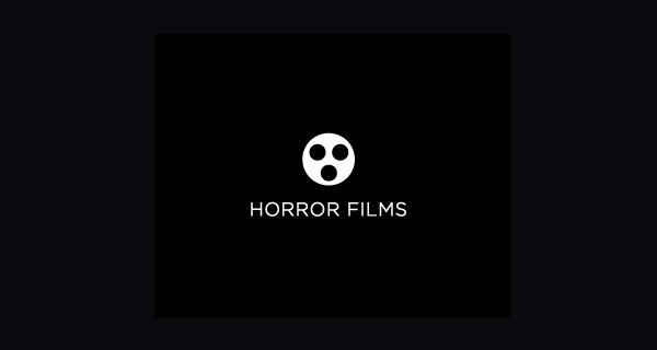 Creative Logo Design Inspiration With Hidden Meanings - Horror Films