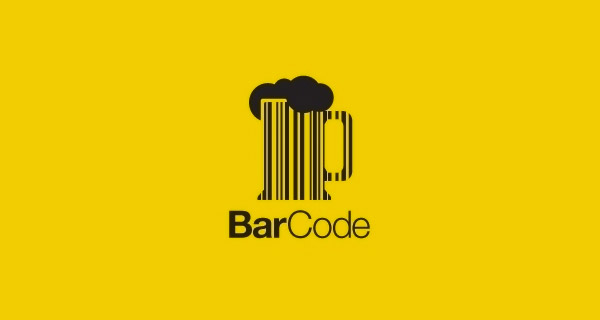 Creative Logo Design Inspiration With Hidden Meanings - BarCode