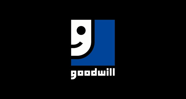 Creative Logo Design Inspiration With Hidden Meanings - Goodwill Industries