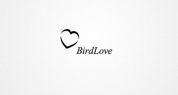 Creative Logo Design Inspiration With Hidden Meanings - BirdLove