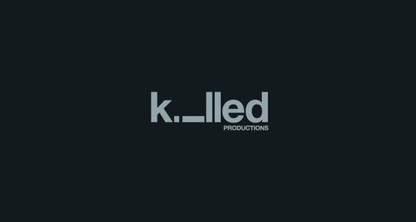 Creative Logo Design Inspiration With Hidden Meanings - Killed Productions