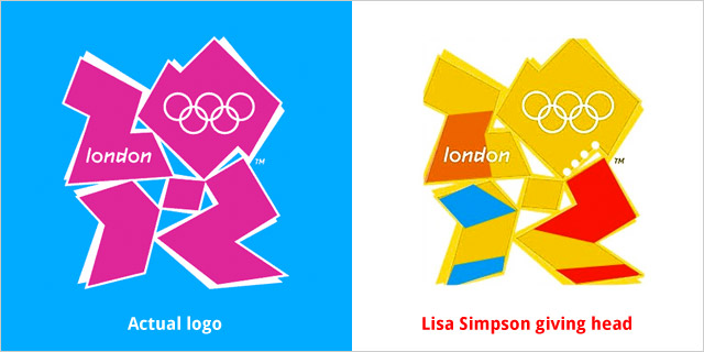 Worst Logo Design Fails - London Olympics 2012