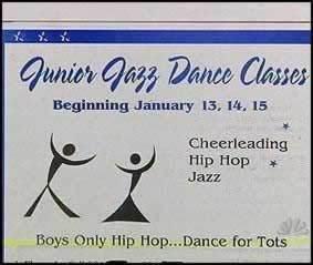 Worst Logo Design Fails - Junior Jazz Dance Classes