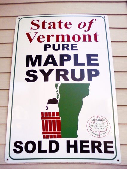 Worst Logo Design Fails - Vermont Maple Syrup