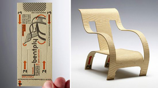 Creative Unique Business Card Design Inspiration - 10